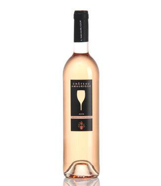 Château Amaurigue rosé - Côtes de Provence AOP 2019 - 750ml