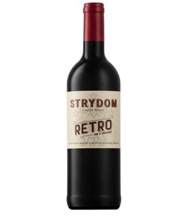 Strydom - Retro Red - Stellenbosch 2017