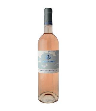 """Bormettes rosé """"Côte & Mer"""" Provence AOP 2019"""