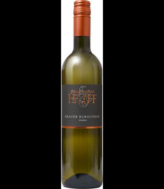 Weingut Huff - grauer burgunder - Qualitätswein Rheinhessen 2019