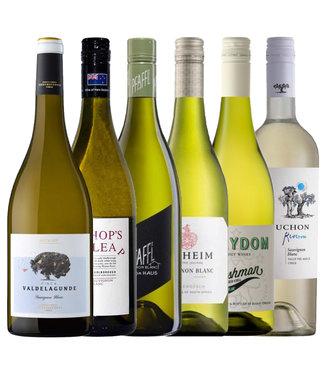 Proefpakket 'Sauvignon Blanc' - 6 flessen