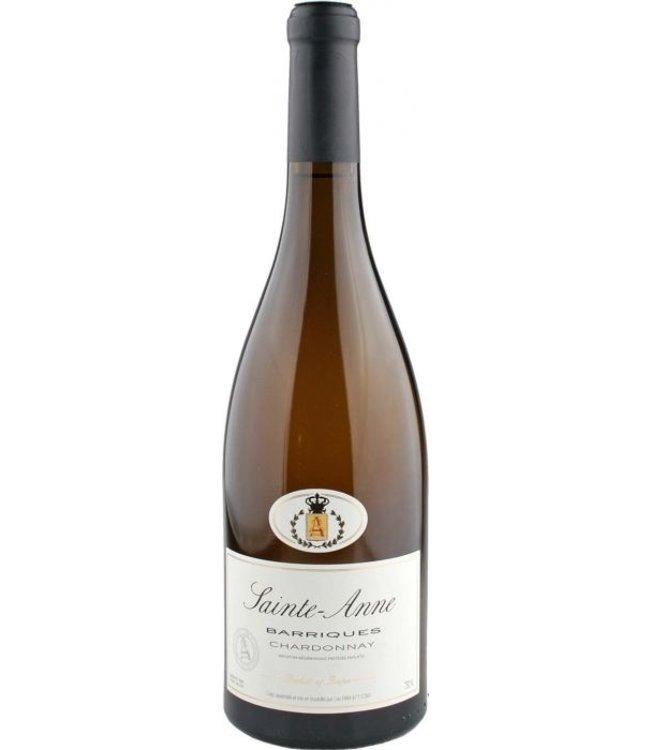 Sainte Anne - Chardonnay Barriques - Pays d'Oc IGP 2018
