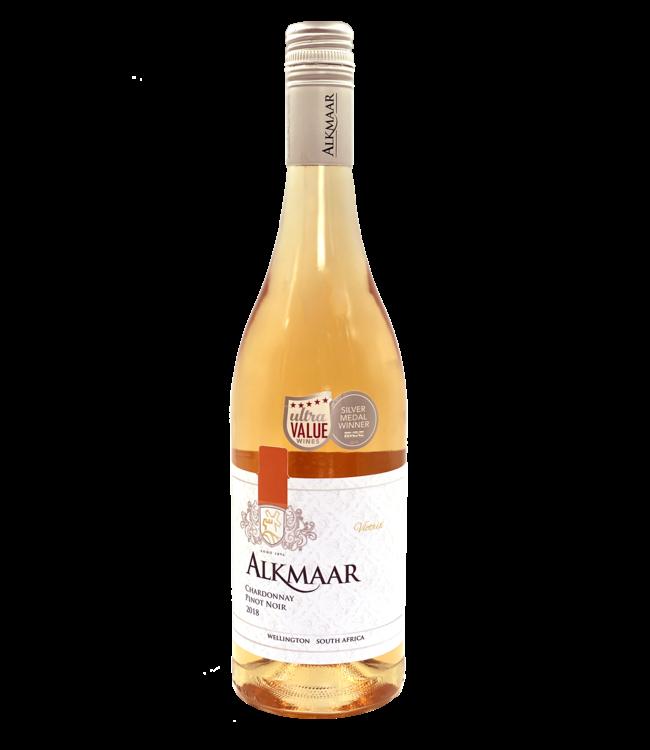 Alkmaar - Rosé chardonnay & pinot noir - Wellington 2018