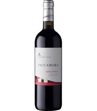 Paccamora - Nero d'Avola - Sicilia DOC 2018