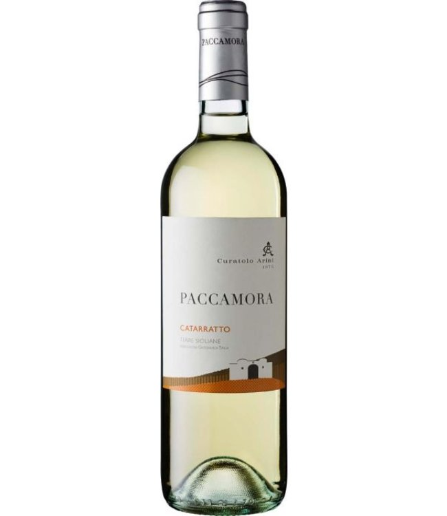 Paccamora - Catarratto - Terre Siciliane IGT 2019