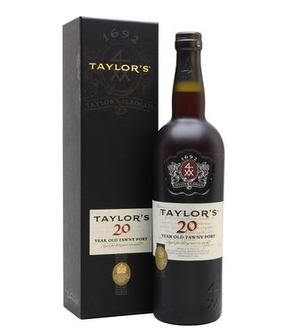 Taylor's port Taylor's 20 Year Old Tawny Port - 750ml