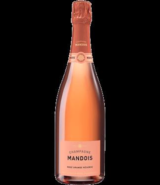Mandois Champagne Rosé Grande Réserve Brut