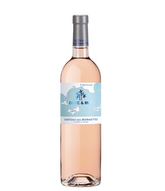 """Bormettes - """"Côte & Mer"""" rosé - Provence AOP 2020"""