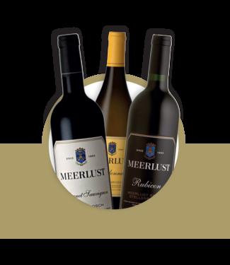 Set van 3 wijnen: Zuid-Afrika