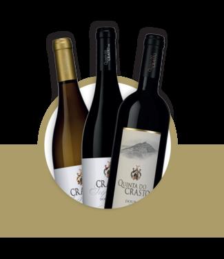 Set van 3 wijnen: Portugal
