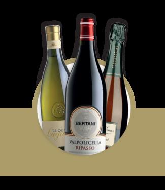 Set van 3 wijnen: Italië