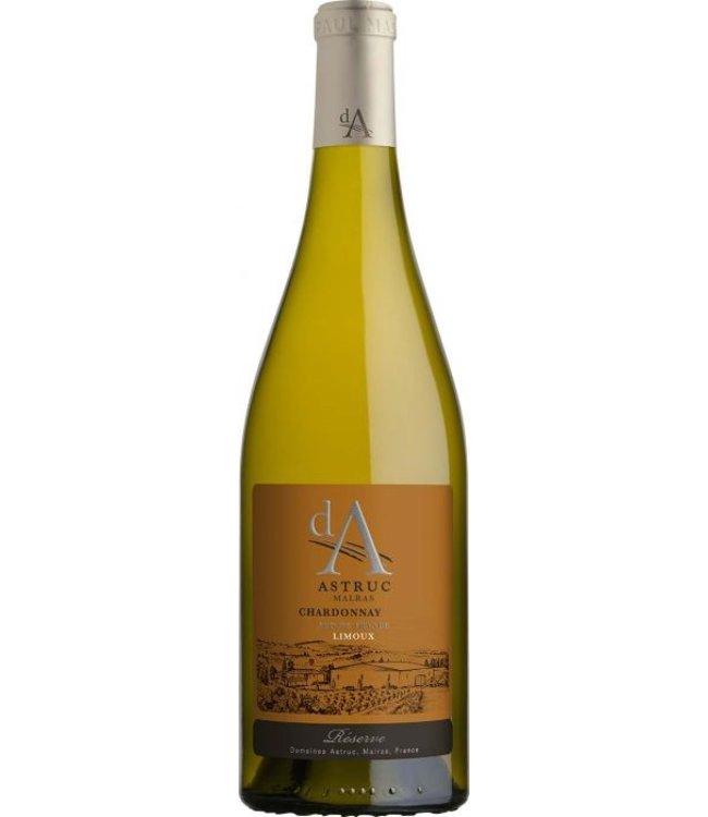 Domaines Astruc - Chardonnay Reserve Limoux AOC 2018