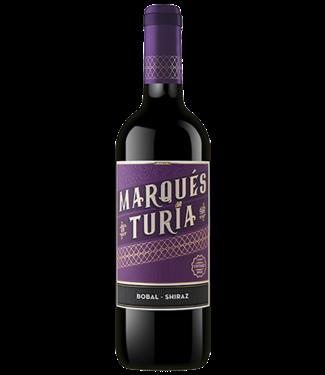 Marqués del Turia - bobal shiraz - Valencia 2019