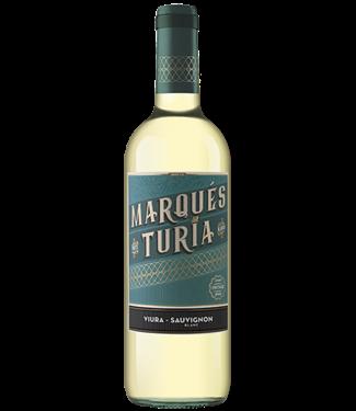 Marqués del Turia - viura sauvignon blanc - Valencia 2019