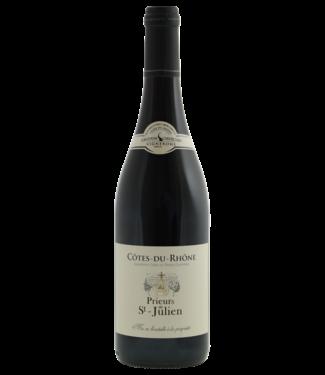 Prieurs de St. Julien Rouge - Côtes du Rhône AOC 2019