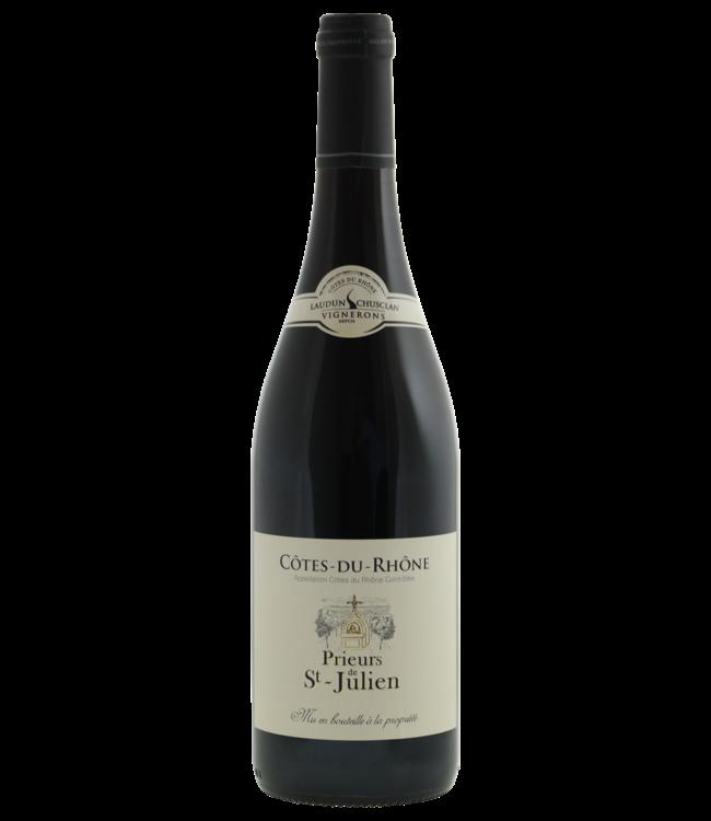 Prieurs de St. Julien Rouge - Côtes du Rhône AOC 2018