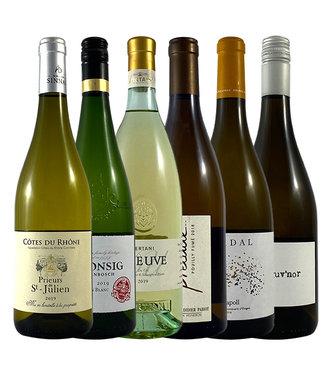 Proefpakket Herfstwijnen wit - 6 flessen