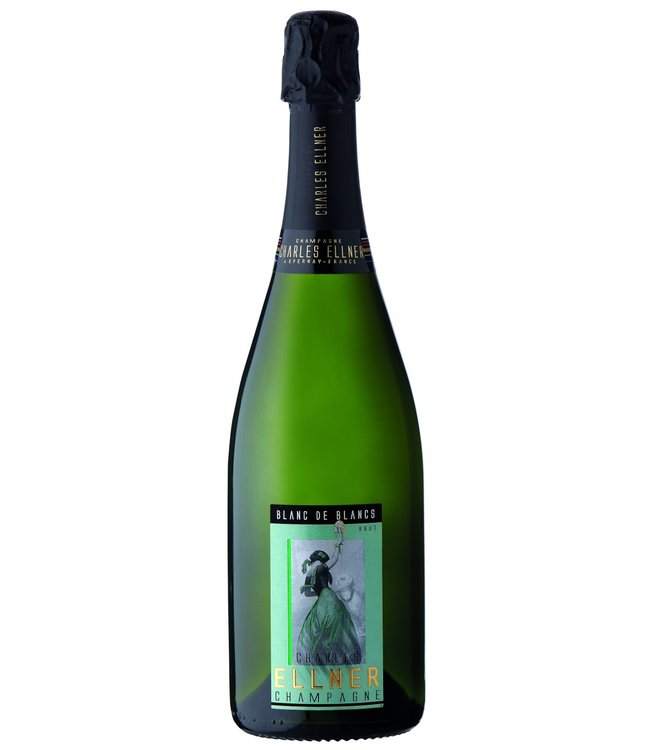 Charles Ellner Champagne Charles Ellner - Blanc de Blancs Brut - 750ml