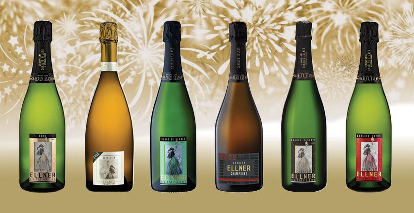 Feestelijke Champagnes