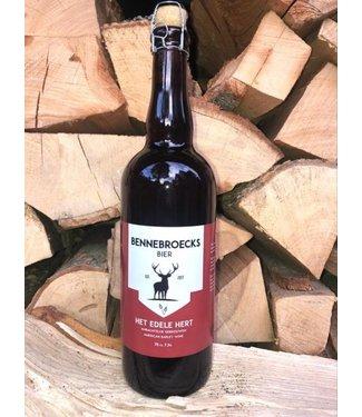 Bennebroecks Bier - Het Edele Hert - 750ml