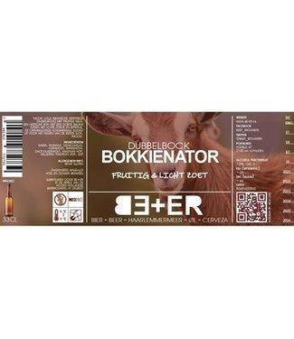 Bokkienator BE+ER - 330ml
