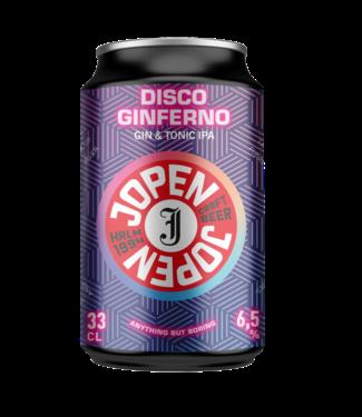 Jopen Bier - Disco Ginferno - blik 330 ml