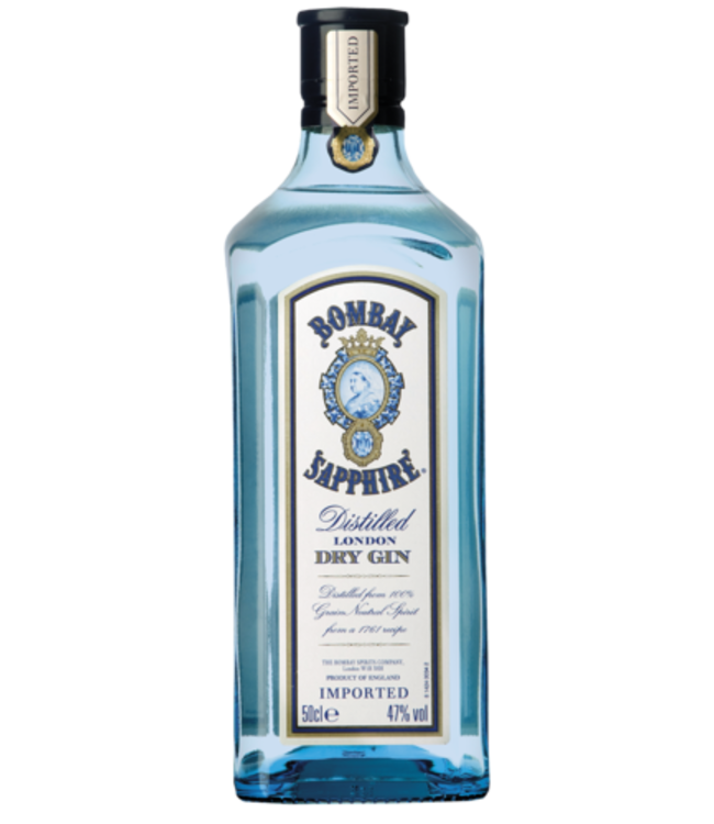 Bombay Sapphire London Dry Gin - 500ml