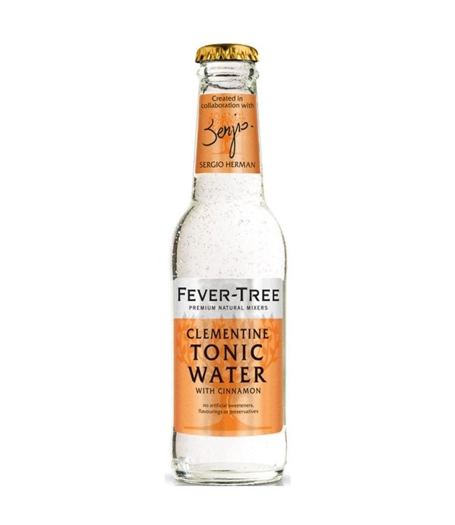 Fever Tree - Clementine & Cinnamon Tonic Water - 200ml
