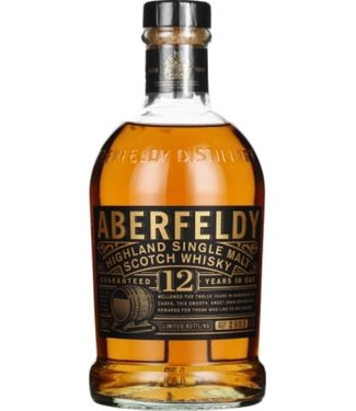 Aberfeldy Highland Single Malt Scotch Whisky 12 Years 700ml