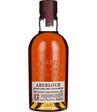Aberlour Single Malt Scotch Whisky 12 Years Double Cask