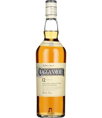 Cragganmore - Speyside Single Malt Scotch Whisky 12 Years