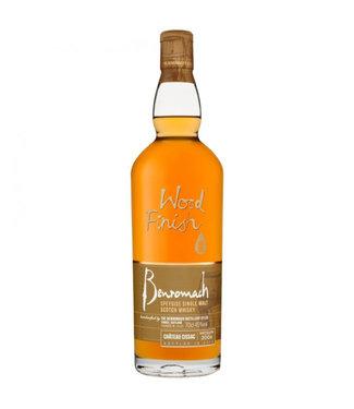 Benromach - Château Cissac Bordeaux 10 Years - Single Malt Scotch Whisky - 700ml