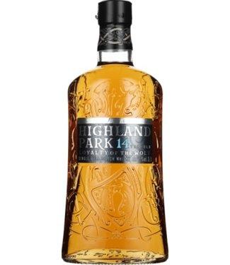 "Highland Park - ""Loyalty of the Wolf"" - Single Malt Scotch Whisky 14 Years - 1000ml"