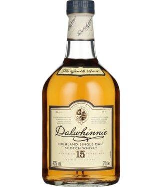 Dalwhinnie - Highland Single Malt Scotch Whisky - 15 Yrs - 700ml