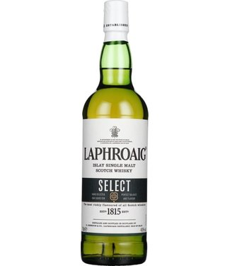 Laphroaig Single Malt Scotch Whisky
