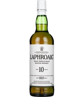 Laphroaig Islay Single Malt Scotch Whisky 10 years 700ml