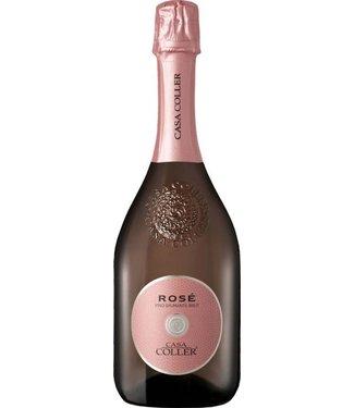 Casa Coller - Vino Spumante Brut Rosé