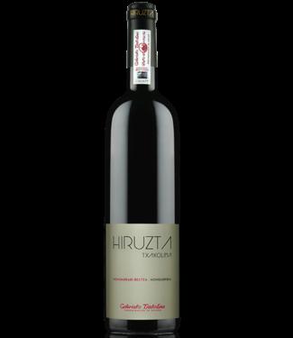 Hiruzta - Txakolina Tinto - Basque DO 2019