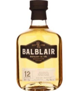 Balblair - Highland Single Malt Scotch Whisky 12 Years - 700ml