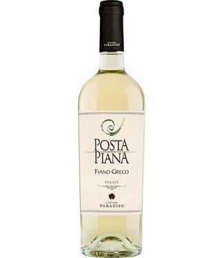 Cantine Paradiso - Posta Piana - Fiano Greco - Puglia IGP 2019