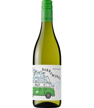 Barramundi - Pinot Grigio - Murray Darling 2019