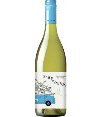 Barramundi - Chardonnay / Viognier - Murray Darling 2019