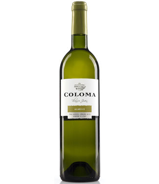 Coloma - Alarije Blanco Joven - Extremadura 2019