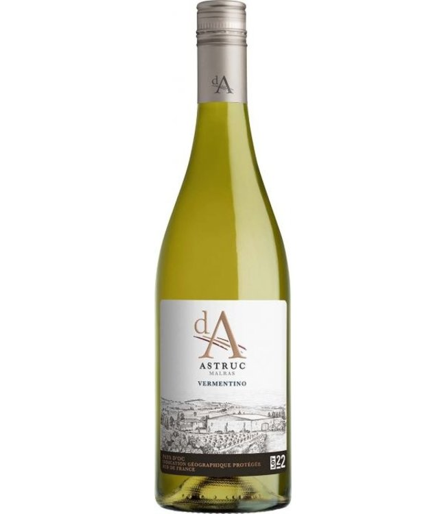 Domaines Astruc - Vermentino - Pays d'Oc IGP 2020