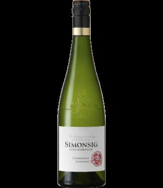 Simonsig - Unwooded Chardonnay - Stellenbosch 2020