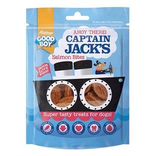 Captain Jack's Salmon Bites 90gr