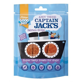 Captain Jack's Salmon Strips 90gr