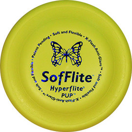 Hyperflite Sofflite puppy Yellow
