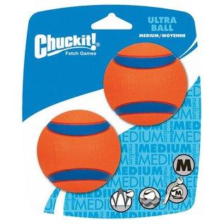 Chuckit Chuckit Ultra Ball 2 Pack M