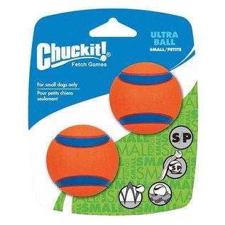Chuckit Chuckit Ultra Ball 2 Pack S
